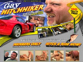 Welcome to GayHitchhiker - horny gays suck and fuck in hard action!