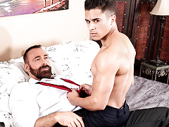 Forbidden Encounters, Scene 03 mature gay fuck