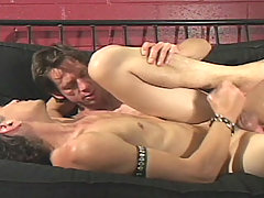 Gay Bareback Zae and Eric mature gay fuck
