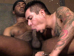 Diego Sanchez & Dirty Dee mature gay fuck