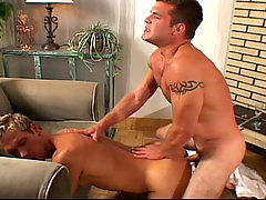 Gay Bareback LA Lovers Bareback - Scene 1 mature gay fuck