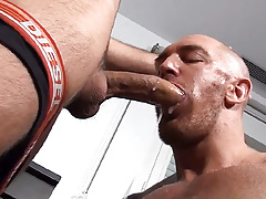 Stag Homme medals with another amazing motion picture of Straight Man Screws Myself this time with a 24 years old brute that cums 3 times!! Once innermost Francesco's mouth, then innermost his ass resulting in a lot of the condom full of dick water suckin