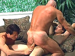 Horny Men Sucking & Fucking Each Other