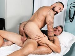 Bedside Manner Part 1 mature gay fuck