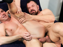 Beer Can Cock mature gay fuck