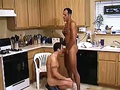 Recruit get head shawed&ass drilled mature gay fuck
