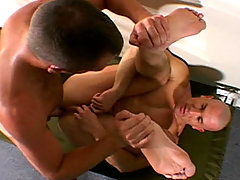 Gay Bareback Guns, Ty and Billy Rey mature gay fuck